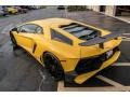 Lamborghini Aventador LP750-4 Superveloce Coupe New Giallo Orion photo #3