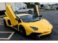 Lamborghini Aventador LP750-4 Superveloce Coupe New Giallo Orion photo #5