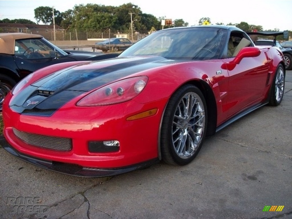 2010 Corvette ZR1 - Torch Red / Ebony Black photo #1