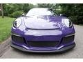 Porsche 911 GT3 RS Ultraviolet photo #2