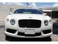 Bentley Continental GTC V8  Glacier White photo #1