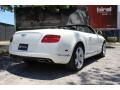 Bentley Continental GTC V8  Glacier White photo #7