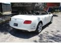 Bentley Continental GTC V8  Glacier White photo #23