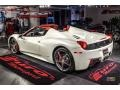 Ferrari 458 Spider Bianco Avus (White) photo #9
