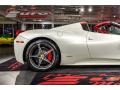 Ferrari 458 Spider Bianco Avus (White) photo #15