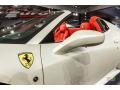 Ferrari 458 Spider Bianco Avus (White) photo #19