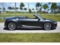 Audi R8 Spyder V10 Daytona Gray Pearl photo #2