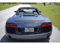 Audi R8 Spyder V10 Daytona Gray Pearl photo #15