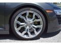 Audi R8 Spyder V10 Daytona Gray Pearl photo #20