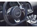 Audi R8 Spyder V10 Daytona Gray Pearl photo #25