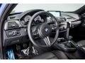 BMW M3 Sedan Yas Marina Blue Metallic photo #5