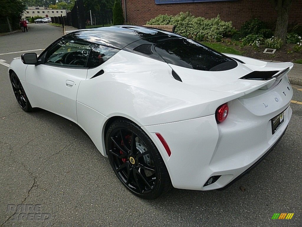 2017 Evora 400 - Metallic White / Red photo #3