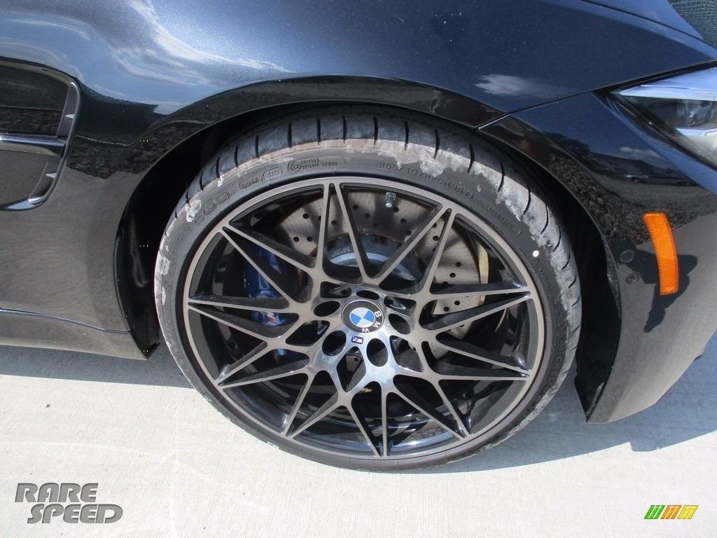 2018 M3 Sedan - Black Sapphire Metallic / Black photo #6