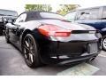 Porsche Boxster  Black photo #2