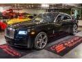 Rolls-Royce Wraith  Autumn Mystery Black photo #1