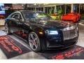 Rolls-Royce Wraith  Autumn Mystery Black photo #4