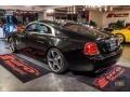 Rolls-Royce Wraith  Autumn Mystery Black photo #8