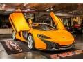 McLaren 650S Spyder McLaren Orange photo #11