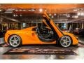 McLaren 650S Spyder McLaren Orange photo #12