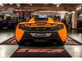 McLaren 650S Spyder McLaren Orange photo #19