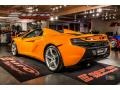 McLaren 650S Spyder McLaren Orange photo #20
