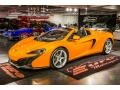 McLaren 650S Spyder McLaren Orange photo #22