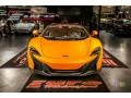 McLaren 650S Spyder McLaren Orange photo #24