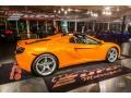 McLaren 650S Spyder McLaren Orange photo #27