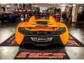 McLaren 650S Spyder McLaren Orange photo #28