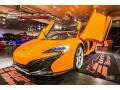 McLaren 650S Spyder McLaren Orange photo #34