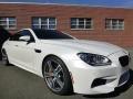 BMW M6 Gran Coupe Frozen White photo #7
