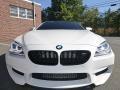 BMW M6 Gran Coupe Frozen White photo #9