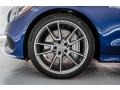 Mercedes-Benz C 43 AMG 4Matic Sedan Brilliant Blue Metallic photo #9