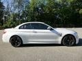 BMW M4 Convertible Mineral White Metallic photo #6