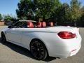 BMW M4 Convertible Mineral White Metallic photo #12