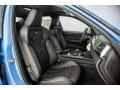 BMW M3 Sedan Yas Marina Blue Metallic photo #2