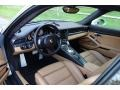 Porsche 911 Turbo S Coupe GT Silver Metallic photo #10
