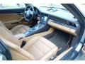 Porsche 911 Turbo S Coupe GT Silver Metallic photo #13