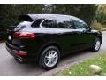 Porsche Cayenne  Black photo #6