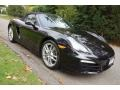 Porsche Boxster  Jet Black Metallic photo #8