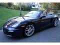 Porsche Boxster S Dark Blue Metallic photo #1