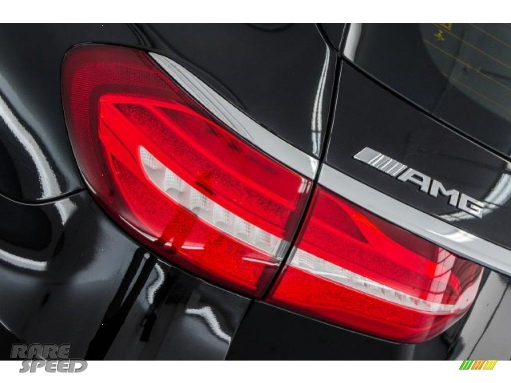 2018 E AMG 63 S 4Matic Wagon - Black / Macchiato Beige/Black photo #25
