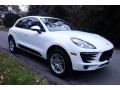 Porsche Macan  White photo #8