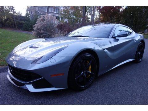Grigio Titanio Metallic (Grey) 2014 Ferrari F12berlinetta