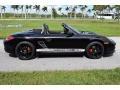 Porsche Boxster  Black photo #4