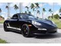 Porsche Boxster  Black photo #21