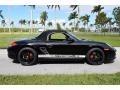 Porsche Boxster  Black photo #23