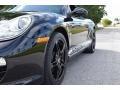 Porsche Boxster  Black photo #25