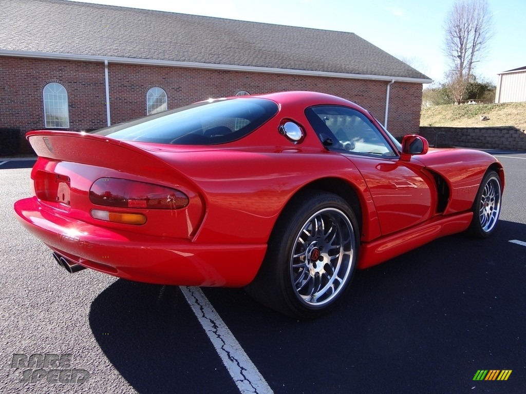 1997 Viper GTS - Viper Red / Black photo #11