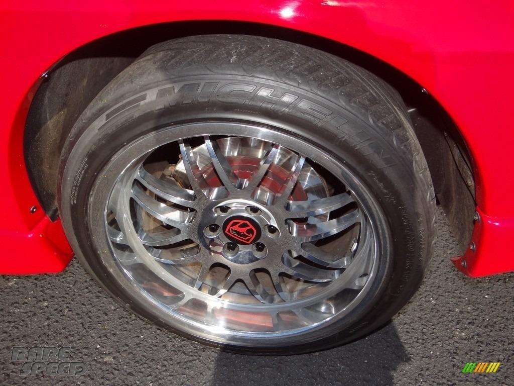 1997 Viper GTS - Viper Red / Black photo #25